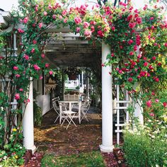 16 Attached Pergola Ideas to Boost Shade and Style Toile Pergola, Pergola Canopy, Pergola Swing, Deck With Pergola, Wooden Pergola, Covered Pergola, Backyard Pergola, Pergola Plans, Pergola Ideas