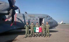 Día de la Fuerza Aérea Mexicana - http://www.notimundo.com.mx/mexico/dia-la-fuerza-aerea-mexicana/