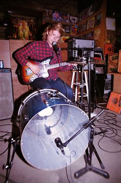 All sizes | Ty Segall @ Grimey's Instore | Flickr - Photo Sharing!