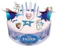 frozen taart decoratie set Disney Frozen Taart Decoratie Set   ARCHIDEV frozen taart decoratie set