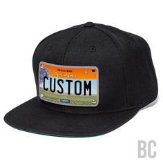 d531e0248b0c0 Baja California License Plate Hat