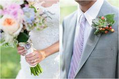 Candace   Kevin // A Colorful, Earthy #aldridgegardens Wedding