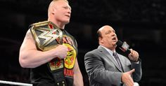 The WWE World Heavyweight Champion and his advocate, Paul Heyman, clear the air about The Beast Incarnate's WWE future.
