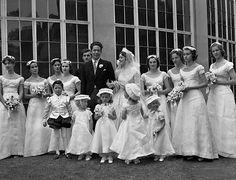 Wedding of Miss Theresa Crossley to Alain Camu at St Joseph, Hawkstone Park   Flickr - Photo Sharing!