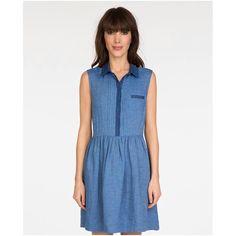 Comptoir robe jean