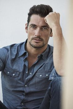 David Gandy Interview | POPSUGAR Beauty