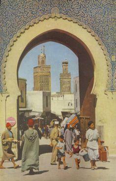 Morocco 1955