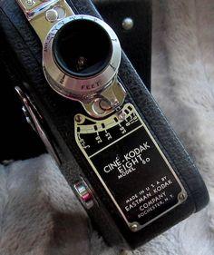 Items similar to Cine - Kodak Eight Model 60 ~ Vintage Super 8 Camera in case on Etsy Super 8 Camera, Vintage Cameras, Eight, Random, Board, Model, Etsy, Movies