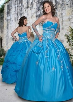 Ball Gown Strapless Sweetheart Neckline with Lace Appliques Floor Length Taffeta Quinceanera Dress QD1064 www.dresseshouse.co.uk £236.0000  ----2013 Prom Dresses,Prom Dresses 2013,Prom Dresses,Prom Dresses UK,2013 Prom Dresses UK,Prom Dresses 2013 UK