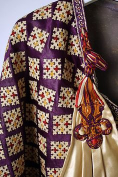 Dressing gown Jessie Franklin Turner 1918–22 silk