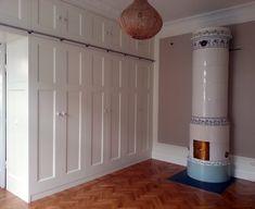 platsbyggd garderob
