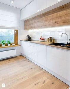 100+ Small Scandinavian Kitchen Design (124)