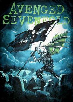 avenged sevenfold, a7x