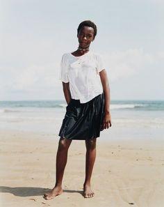 Rineke Dijkstra, Libreville, Gabon, June 2, 2002