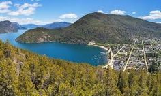 Chile, río pescado