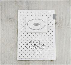 Wunderschöne, liebevoll gestaltete, individuelle  Einladungskarte zur Kommunion oder Konfirmation oder auch zur Taufe.   ♥ ♥ ♥  Zur Karte gehört ein weißer Briefumschlag.  ♥ ♥ ♥  Gegen...