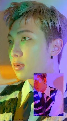 Cute Panda Wallpaper, Bts Wallpaper, Namjoon, Bts Jungkook, Panda Wallpapers, Bts Aesthetic Pictures, K Idol, Record Producer, Rap Monster