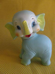 squeeze elephant by Retro Mama69, via Flickr