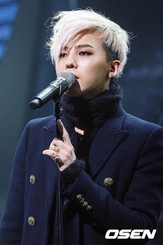 G-Dragon at M! Countdown: Press Photos (131107)