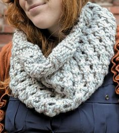 Lauren+Chunky+Infinity+Scarf+by+earthquake+state+designs+on+Scoutmob+Shoppe