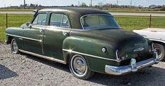 1951 Dodge Coronet 4-Door Sedan (11 of 12) by myoldpostcards, via Flickr