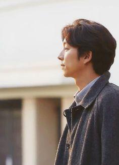 Spoiler Gong Yoo Magazine M