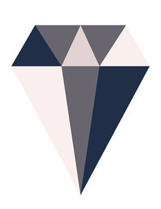 Diamonds, Bling, Gemstones, Abstract, Artwork, Poster, Design, Colors, Logos