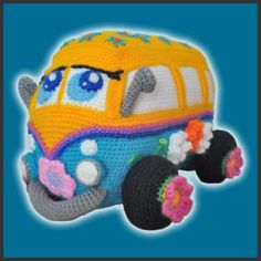 Hey, I found this really awesome Etsy listing at https://www.etsy.com/listing/153830769/amigurumi-pattern-crochet-flowerpower