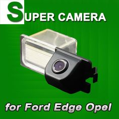 Car Reversing rear view back up parking Camera For Ford Edge Opel Vectra Caravan Security Led light for GPS