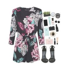"""""""Floral jumper"""" by loving1dforeternity ❤ liked on Polyvore"""