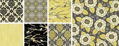 Joel Dewberry fabric collection...