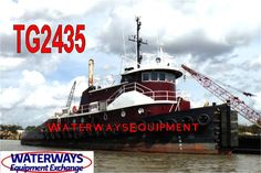 TG2435 - 3250 HP ABS OCEANGOING TUG Engineering, Abs, Crunches, Abdominal Muscles, Technology, Killer Abs, Six Pack Abs