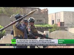 Show museums not rubble׃ Iraqi forces prevent journos from filming Mosul...