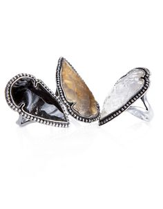 Jewelry | Jewellery | ジュエリー | Bijoux | Gioielli | Joyas | Art | Arte | Création Artistique | Precious Metals | Jewels | Settings | Textures | Arrowhead Ring