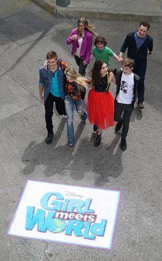 Girl Meets World Disney Channel Shows, Disney Shows, Girl Meets World Cast, World Wallpaper, World Quotes, Old Disney, Disney Memes, Disney Facts, Sabrina Carpenter