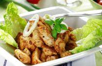 Korean Ginger Chicken Recipe http://koreanfood.about.com/od/meatdishes/r/gingerchicken.htm