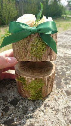 Porte alliances en bois