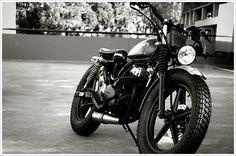 1992 Honda CB250 - Rene9ade CustomMotorcycles - Pipeburn - Purveyors of Classic Motorcycles, Cafe Racers & Custom motorbikes
