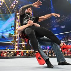 The jaw-dropping images from SmackDown, Oct. 1, 2021: photos
