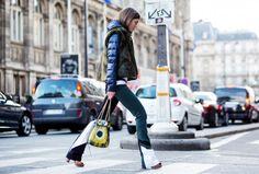 Streetstyle aus Paris