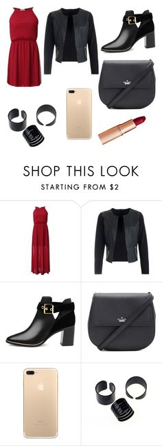 """Fall is back but I'm love summer"" by greenlee-lewis ❤ liked on Polyvore featuring Ted Baker and Kate Spade"