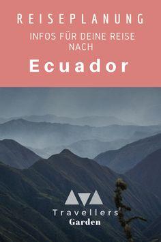 Infos für deine Reise nach Ecuador