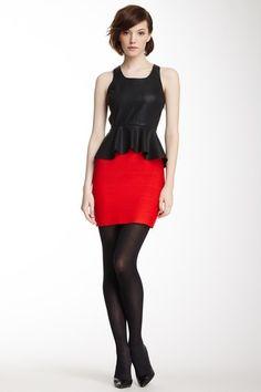 BB Dakota Aiden Bandage Skirt by BB Dakota on @HauteLook