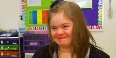 Desiree Andrews is a cheerleader at Lincoln Middle School in Kenosha, Wisconsin. She's in eighth grade and has Down syndrome.  Last year, Andrews was reportedly bullied by some kids in the stands during a boys' basketball game. But she ...