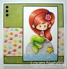 A Random Fan - Monet the Mermaid