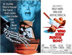 Who Slew Auntie Roo - 1972 - Movie Poster
