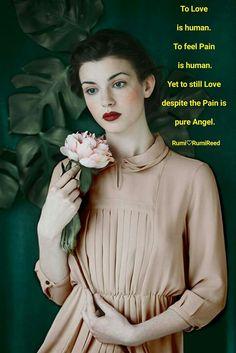 RUMI Love and Pain