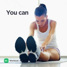 You can! For all the motivation you need, visit Workoutlabs.com #Fitness #Motivation