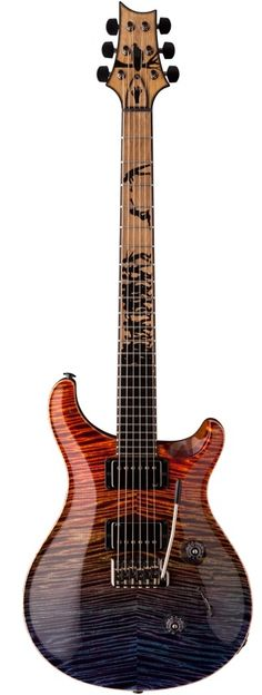 "PRS Private Stock ""Walking Zombie"""