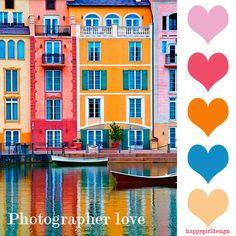 #color photographers dream